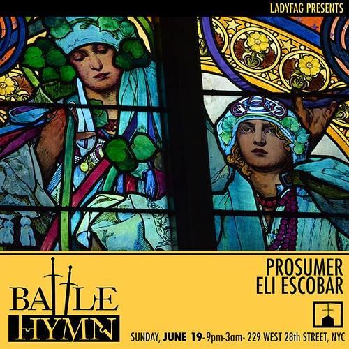 Eli Escobar Live at Battle Hymn 6/19/16