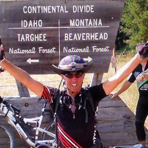 Man Bike World Pt. 2 – Halfway down the Great Divide Trail. Bicycles, bears, friends and fires.