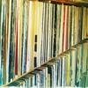 Vinyl record box No.1 ... rare underground house mix 1999 - 2003