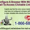 How- To Configure A Browser With Windows Live Mail To Access Clickable Links