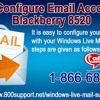 How To Configure Email Account With Blackberry 8520