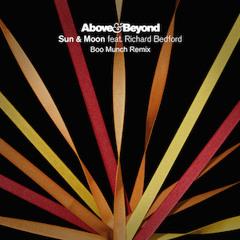 Above & Beyond - Sun & Moon (Boo Munch Remix)