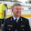 Why are Canberra's fire trucks yellow instead of red like other states?