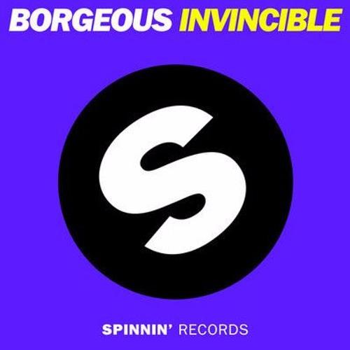 Borgeous - Invincible ( Raymond Ward Remix )
