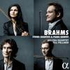 BRAHMS // Piano Quintet in F Minor, Op. 34: I. Allegro non troppo