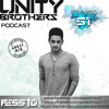 Unity Brothers & Pessto - Unity Brothers Podcast #51 2016-02-01 Artwork