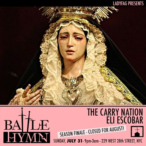 The Carry Nation Live at Battle Hymn 7/31/16 by Battle Hymn on