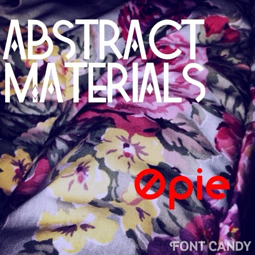 Abstract Materials (clean high school version)