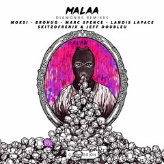 Malaa - Diamonds (Moksi Remix)