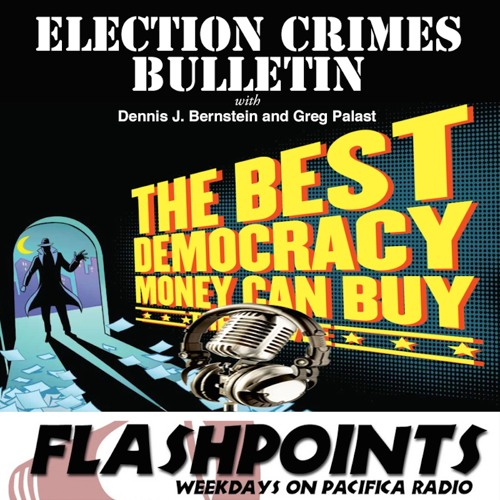 The Election Crime Wave Involving 7 Million Americans & The GOP Scam Behind The Hype