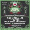 Carlos Manaça LIVE @ Iberican Republica | Pacha | Portugal