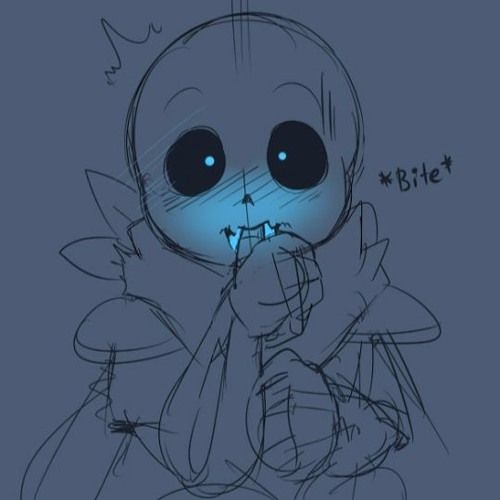 NSFW WARNING] Sans first time in heat [REUPLOAD] by Mr  X