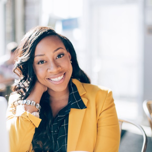 Ep 40:Degrees Don't Define You:College Dropout turned Master Brand Builder & Monetizer w/Maya Elious