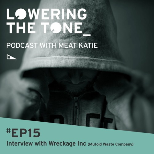 Meat Katie - Lowering The Tone - Episode 15 (Interview with Wreckage Inc)