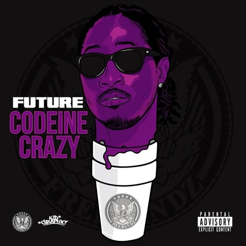 Future -Codein Crazy ( Ruffian DnB Remix ) FREE DL at 500 F