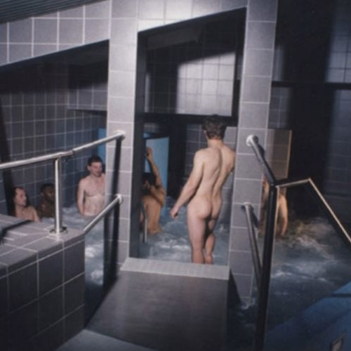 Gay bathhouse