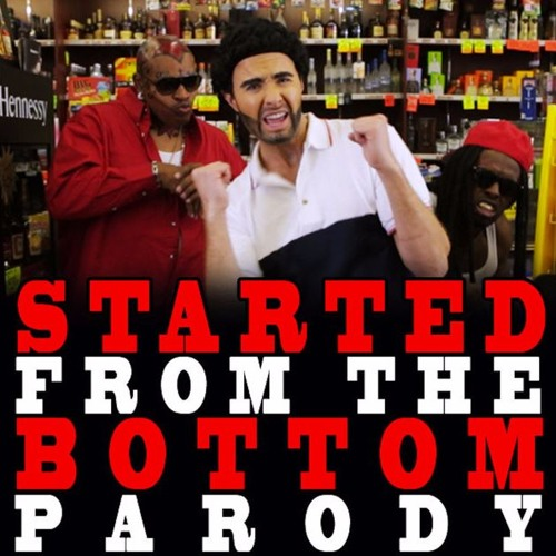 Started From The Bottom Parody By Bart Baker