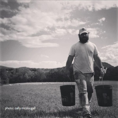 Jesse McDougall: Regenerative Agriculture at Studio Hill Farm (Conversation)