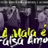 Felipe Araújo E Henrique & Juliano - A Mala É Falsa - DVD 1dois3