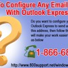 Step to configure any email account with Outlook Express