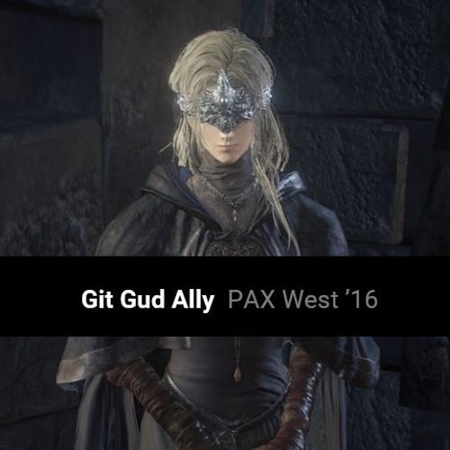 Git Gud, Ally   PAX West 2016