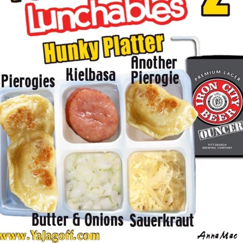 Episode 24 - Hunky Platter