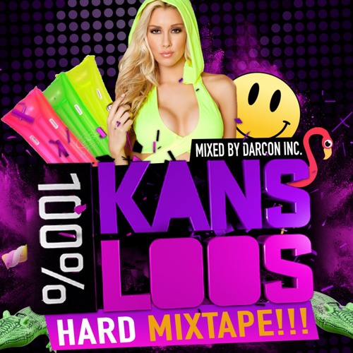 100%KANSLOOS HARD uit je DAK!!! MIxed by Darcon INC.