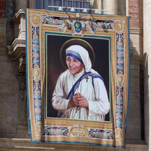 Homília z omše vďakyvzdania za svätorečenie Matky Terezy z Kalkaty