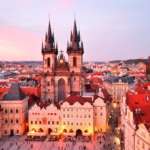 PK Goes to Prague