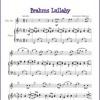 Brahms Lullaby In German - Song