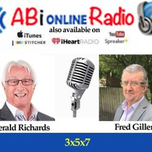 ABi Online Radio – ESP: 012  – Gerald Richards