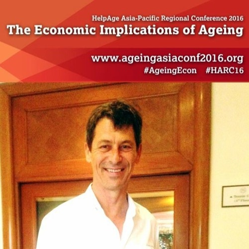 Interview with Dr John Beard Director of WHO Dept of Ageing and Life-course
