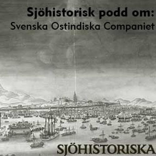 Sjöhistorisk podd: Swenska Ost-Indiska Compagniet