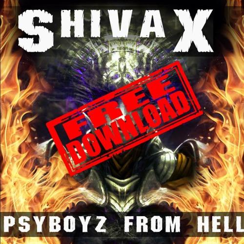 PanterA - Psyboyz From Hell [Shivax Bootleg] FREE DOWNLOAD