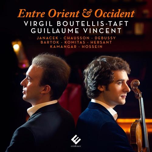 Hossein - Caravane / Virgil Boutellis-Taft (violin) & Guillaume Vincent (piano)