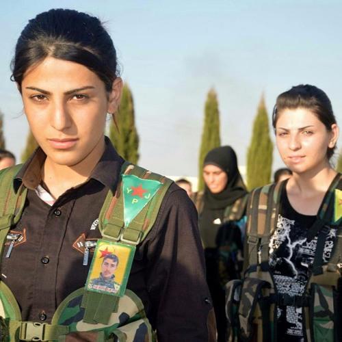 Catalan activist Saura on the ongoing social revolution in Rojava