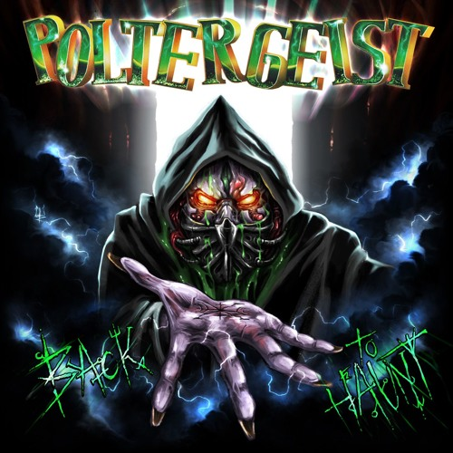 POLTERGEIST - Back To Haunt (PURE STEEL RECORDS)