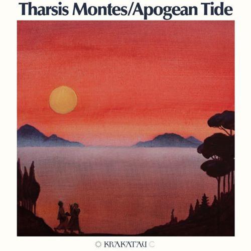 Krakatau - Tharsis Montes EP (gbr008)