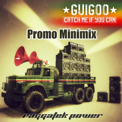 Promo Minimix 'Catch Me If You Can'
