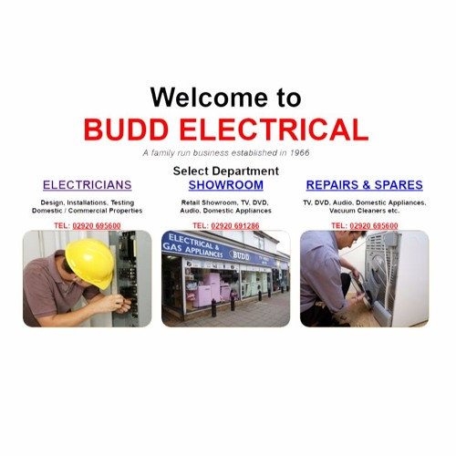 Budd Electrical Ad