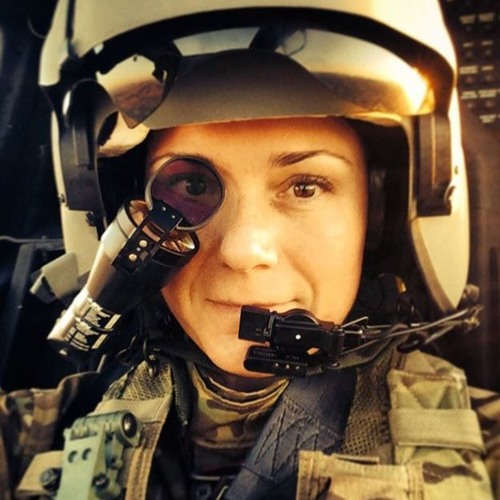 EP-61 Emily Hills | Wheel mechanic turned Apache Pilot | Saving boots on the ground | Explicit