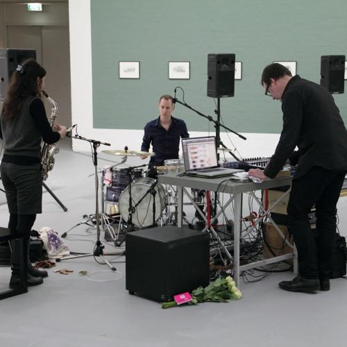 Bommeldam. Kendo Bahn Orchestra at Vanbommelvandam. Paul Devens, Roy Moonen, Audrey Lauro