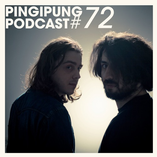 Pingipung Podcast 72 - Delusion Men: Un-matching psycho-sonics