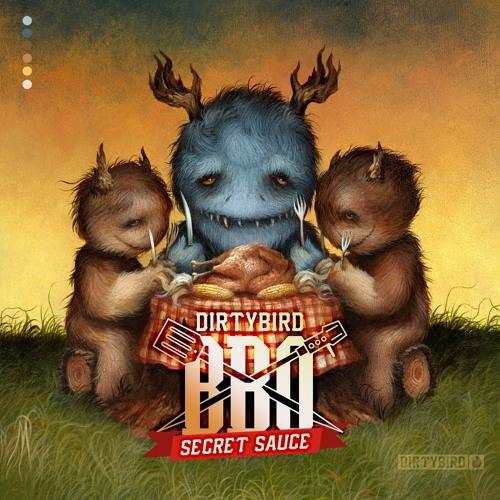 Dirtybird BBQ Secret Sauce Mix by Sacha Robotti