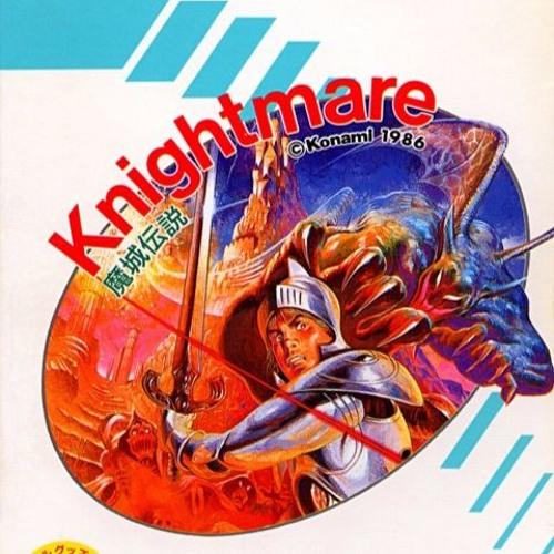 (MSX)Knightmare Remake