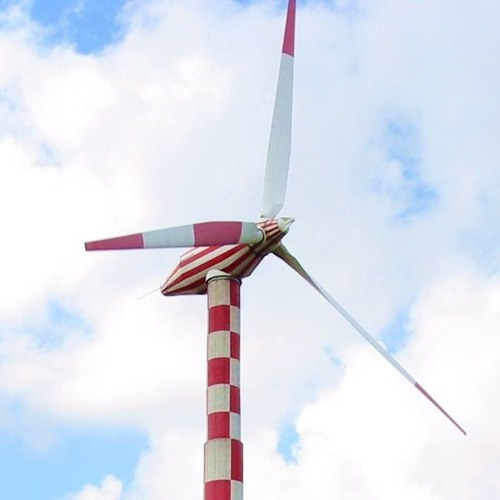 Building the biggest windmill in the world