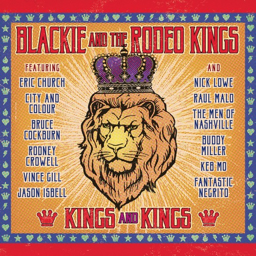 Blackie and the Rodeo Kings - Beautiful Scars (feat. City and Colour)