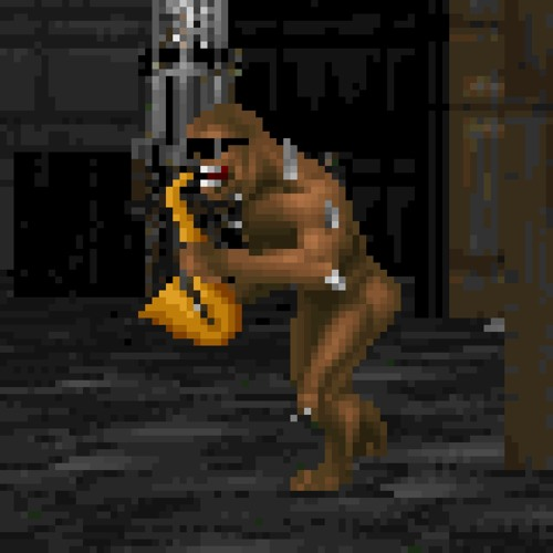 At Jazz's Gate - Doom E1M1 Jazz Remix