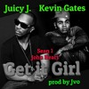 Juicy J Kevin Gates Sean John Heart- Get it Girl prod by Jvo