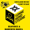 Blondee & Roberto Mozza @ SonneMondSterne XX Goulash-Music Camp Stage